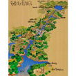 proposal of an ecological valley 400 kilometers - Sabarmati river basin
