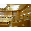 law court - Montpellier - court room
