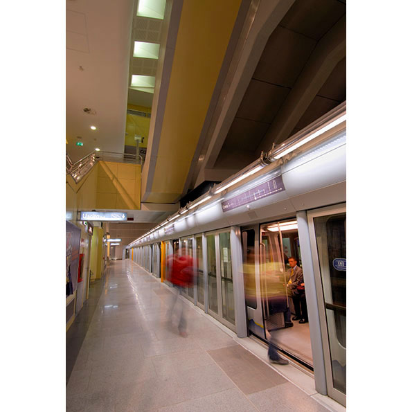 new subway line - Turin - Italy