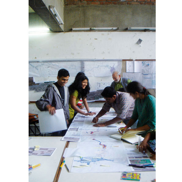 Sabarmati interdisciplinary workshop - CEPT 2008